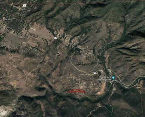 La Jolla Indian Reservation Camp