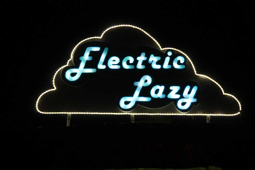 Electric Lazy